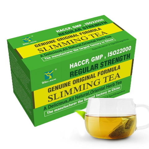 28 Days Natural Vegan Fast Slimming Tea