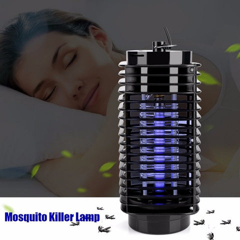 No More Flies Mosquito Killer LED Lamp Repellant