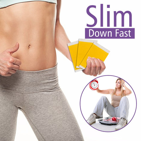Slimming Patches Natural Herbal