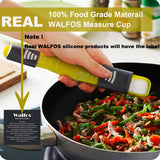 WALFOS Weighing Measuring Scale Spoon Adjustable Scale