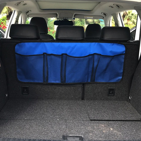 Car Boot Storage Bag Multi Hanging Organiser