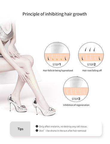 2in1 IPL Laser Hair Removal Machine