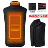 Ultra Warm Electric Heating Vest Rechargable Technology
