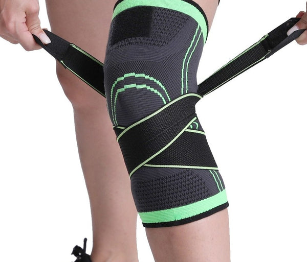 BracePro Physio Sports Knee Support Pad Brace