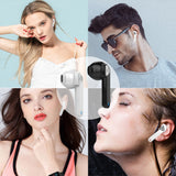 TWS HD Bluetooth Wireless Touch Control Noise Cancelling Gaming Earbuds Earphones
