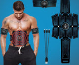 AbPro EMS Abs Trainer Muscle Stimulator