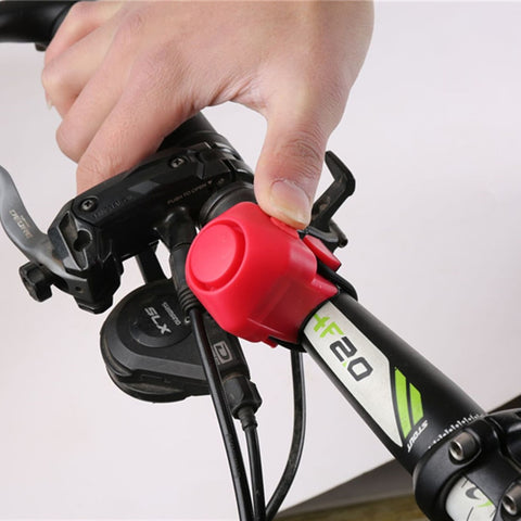 Safety Bike Electronic Loud Horn 130 db Warning Safety Electric Bell