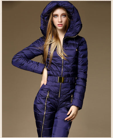 SAENSHING Must Have One Piece Ski Suit