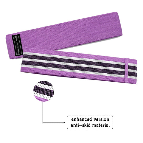 Extra Strong Heavy Strength Resistance Bands Set & FREE Travel Bag
