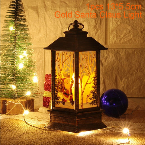Christmas Led Lanterns