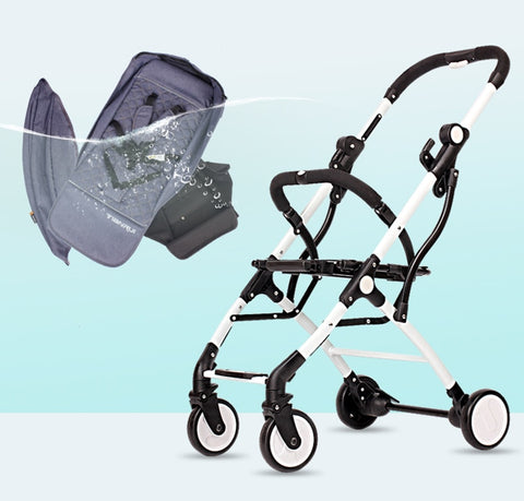 Portable Light weight Travel Hand Luggage Baby Stroller Pram Buggy