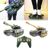 Super RC Military Tank
