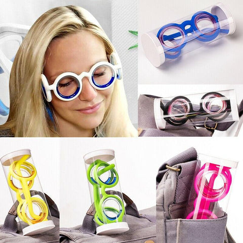 Anti-Motion Pregnancy Morning Sickness Glasses Lens FDA Approved