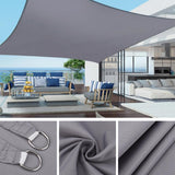 Water Resistant Sun Canopy Umbrella Parasol 98% UV Protection