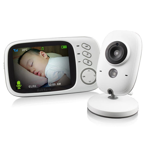 Smart Video Baby Monitor
