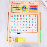 Education Blackboard Multifunctional Practical Writing Board for Home School Bar