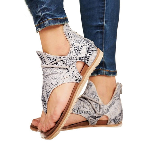 Super Soft Premium Orthopedic Low Heels Walking Sandals