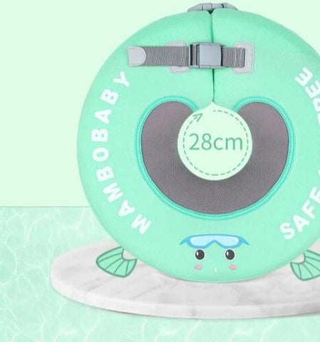 Safety Smart Baby Swimming Trainer Float Ring