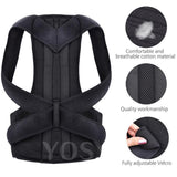 As Featured on Daily Mail Ultimate Scoliosis Spine Posture Corrector Back Brace Girdle
