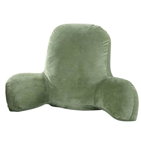 Lounger Rest Reading Support Relief Back Pillow