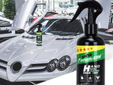 Anti-Scratch Hydrophobic Coating Agent