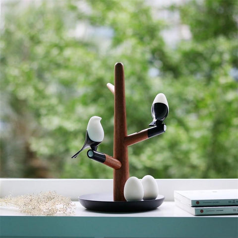 Bird's Lamp Stand Wireless Charger