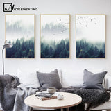 Nordic Wall Art Canvas