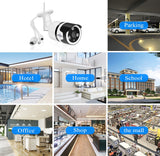 Outdoor CCTV Camera Waterproof with two way audio