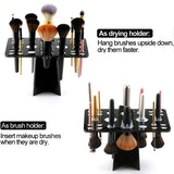 26 Holes Makeup Brush Tree