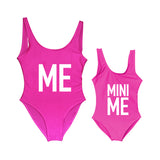 Mother Daughter Swimsuits ME And Mini Me