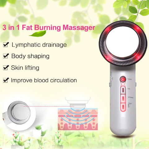 Fat and Cellulite Burning Body Shaping Massager