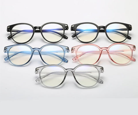 Anti Blue Light Clear Lens Glasses Optical Spectacle Frame