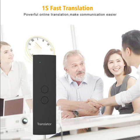 Portable Language Translation Device - Language Translator