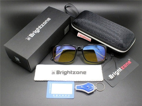 Anti Blue Light Blocking Glasses with case and blue light