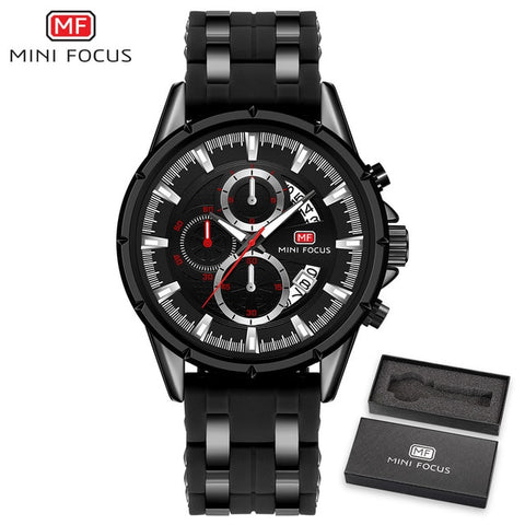 MINIFOCUS Quartz Watch