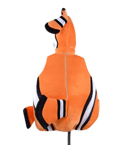 Nemo Clown Fish Deluxe Costume for Baby & Toddlers Costume