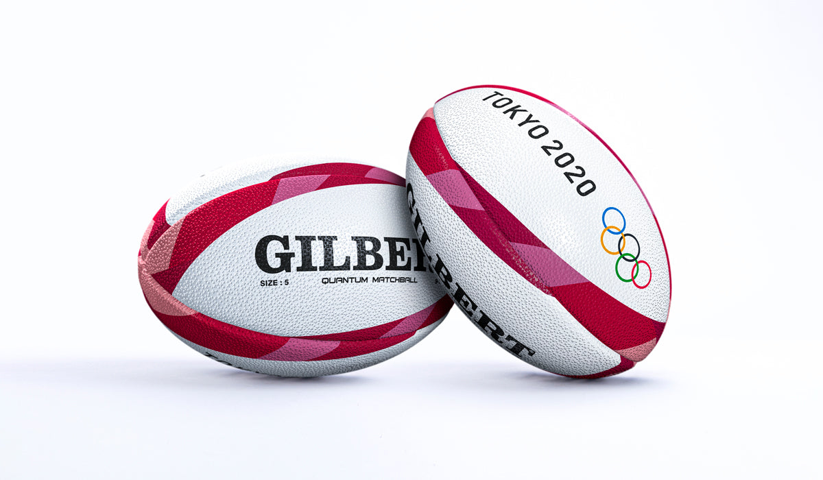 Tokyo 2020 Olympics rugby balls