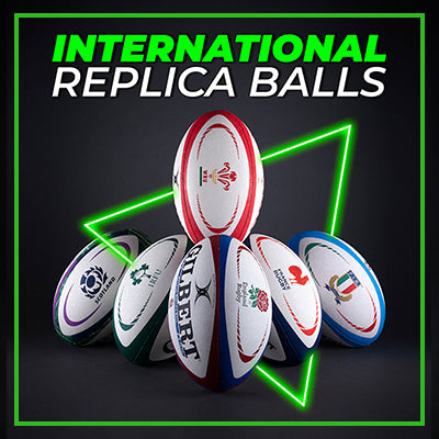 International Rugby Balls