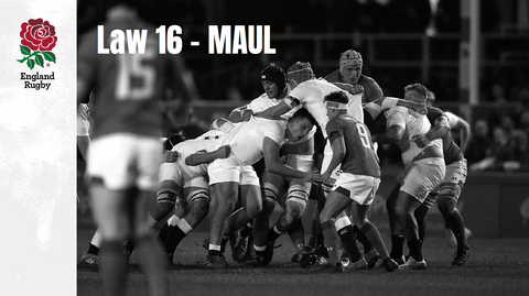 Rugby Maul