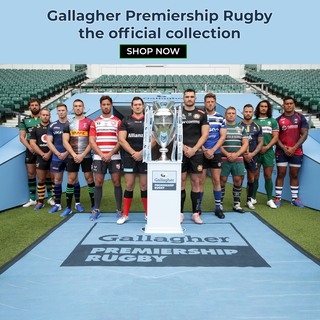 Gallagher Premiership Rugby Collection