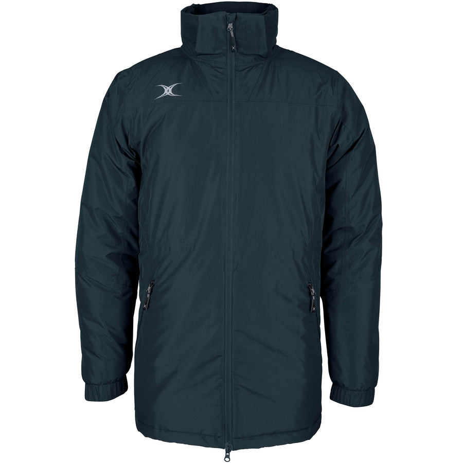 2600 RCBB19 81502905 Jacket Pro Touchline Dark Navy, Front