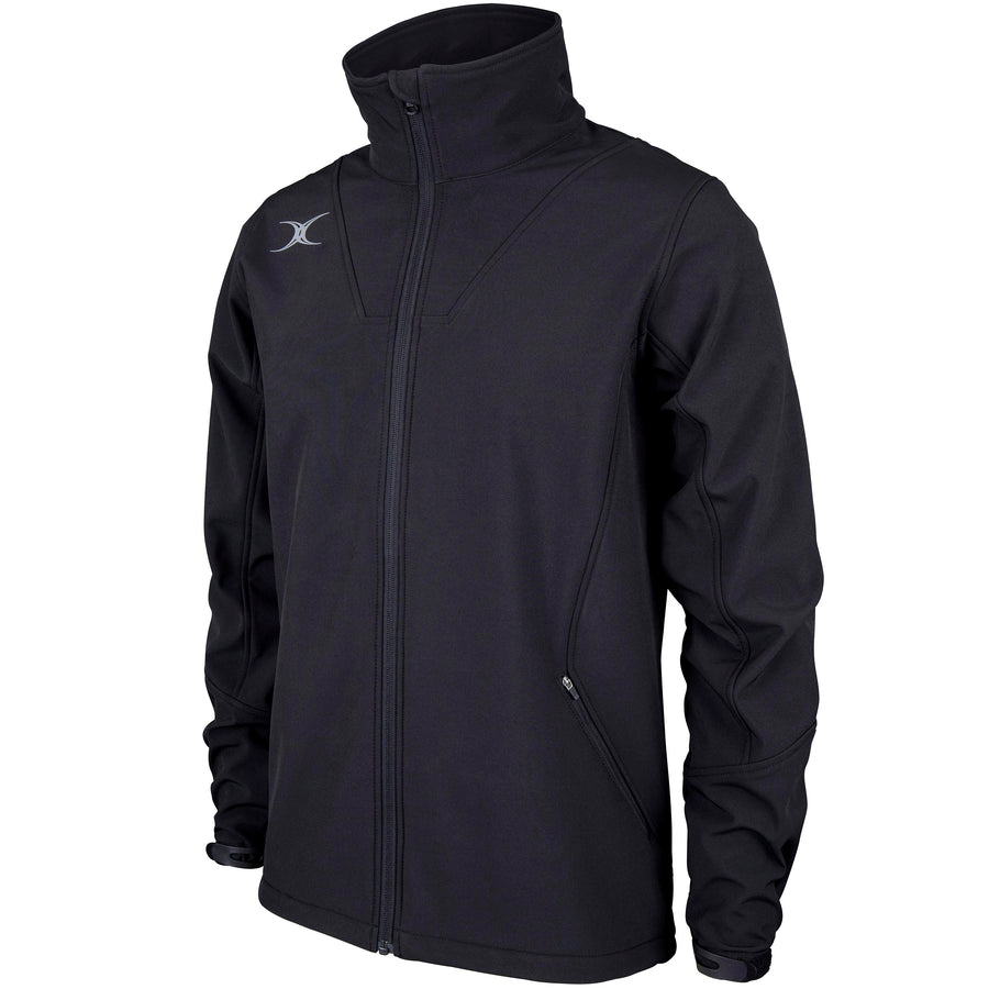 2600 RCBL17 81511905 Jacket Pro Shell Full Zip Black Main