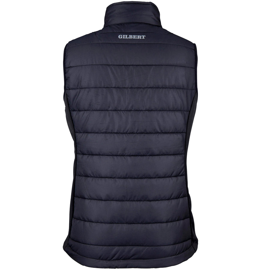 2600 RCBP17 81503405 Jacket Pro Bodywarmer Ladies Black, Back