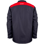 2600 RCBQ18 81506005 Jacket Photon Warm Up Dark Navy & Red, Back