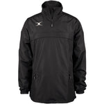 2600 RCBR18 81506405 Jacket Photon Quarter Zip Black Front