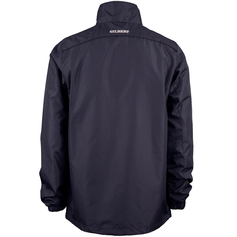 2600 RCBR18 81506505 Jacket Photon Quarter Zip Dark Navy, Back