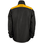 2600 RCBR18 81506805 Jacket Photon Quarter Zip Black & Gold, Back