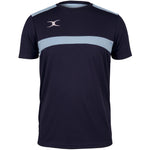 2600 RCFK18 81510205 Tee Photon Dark Navy & Sky Front