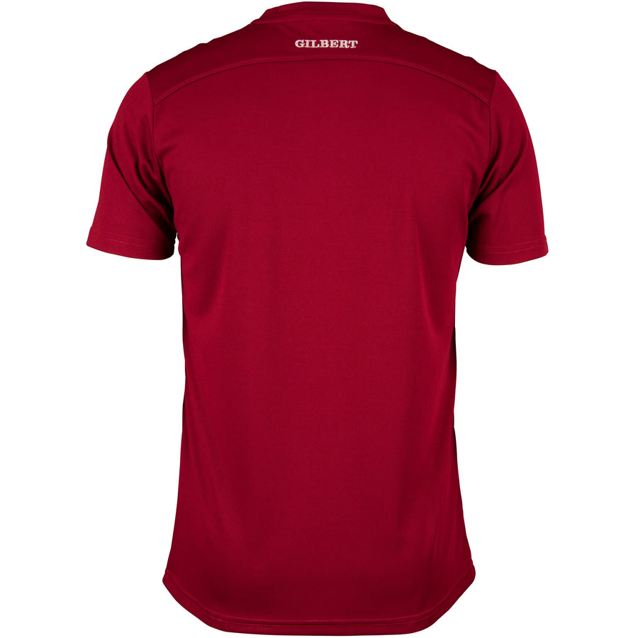 2600 RCFK18 81510305 Tee Photon Maroon, Back
