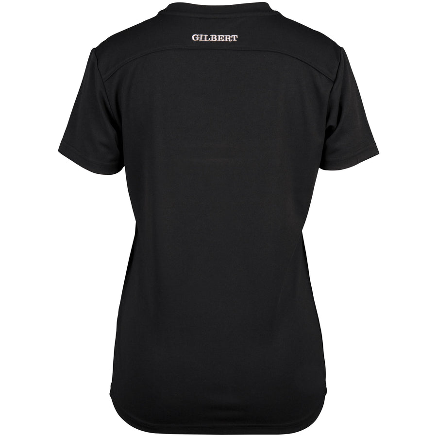 2600 RCFL18 81512805 Tee Photon Ladies Black, Back
